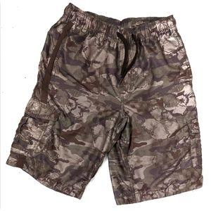 Arizona Jean Company Boys Swim Shorts Size Large